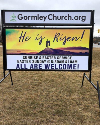 Gormley Church