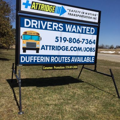 Attridge Drivers Wanted