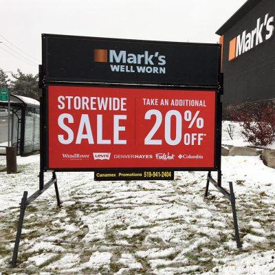 Marks 20% Sale