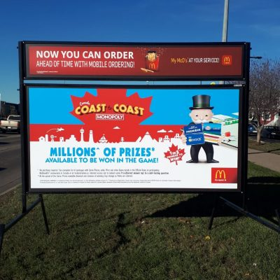 McDonalds Coast to Coast
