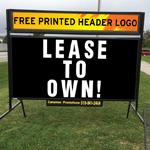 Free Printed Header Logo